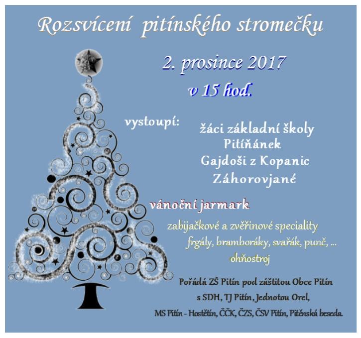 Plakát 2.12.2017